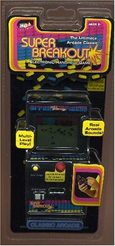 Classic Arcade Game Super Breakout