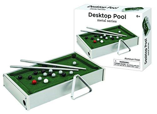 Mini Metal Desktop Pool Set
