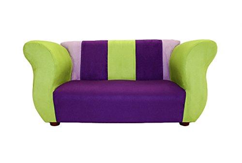 KEET Fancy Kids Sofa PurpleGreen