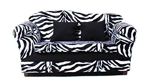 KEET Wave Kids Sofa Zebra