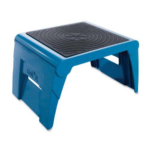 Cramer Taskit 50051PK-63 1UP Folding Step Stool Blue