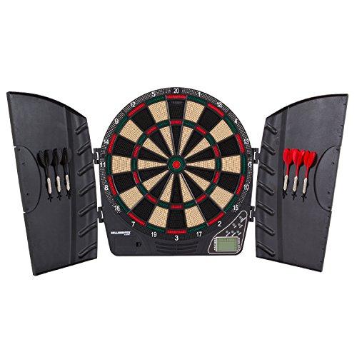 Bullshooter by Arachnid Reactor Electronic Dartboard Cabinet set