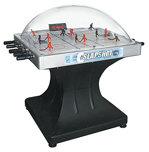 Shelti Slapshot Bubble Hockey Table 41 x 36 x 51 34-Inch