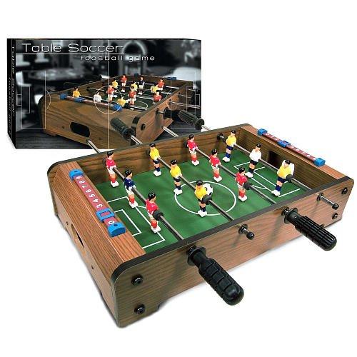 S&S Worldwide Mini Tabletop Foosball Game
