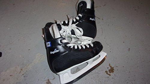 Ccm 101 Rapide Ice Hockey Skates - SZ 12Y pre-owned