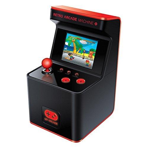 Dreamgear DG-DGUN-2593 My Arcade Retro Arcade Machine X RedBlack by dreamGEAR