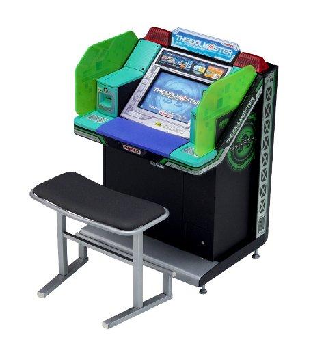 The Idolmaster Arcade Machine 112 scale Plastic model Wave JAPAN