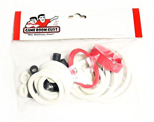 Williams Junkyard Pinball White Rubber Ring Kit