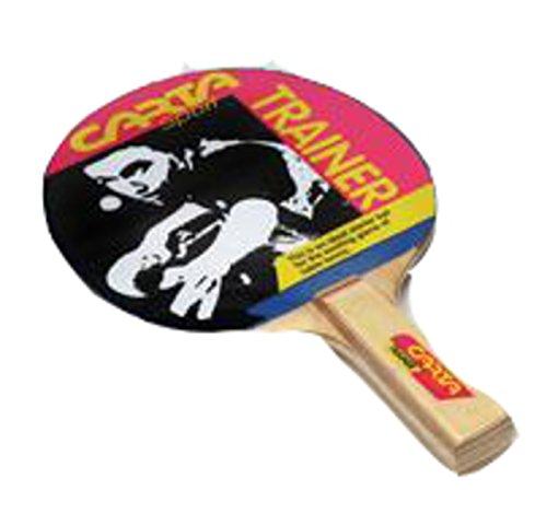Power Play Cs2 Sponge Rubber Table Tennis Bat Pack Of 2 Cs2 Control