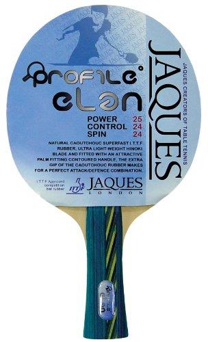 Profile Elan Table Tennis Bat