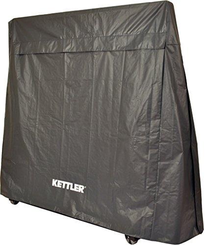 Kettler Heavy-Duty Weatherproof IndoorOutdoor Table Tennis Table Cover