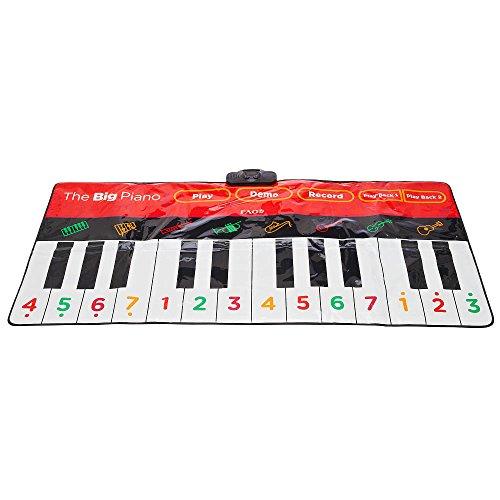 FAO Schwarz Big Piano Dance Mat