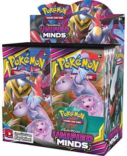 Pokemon TCG Sun Moon Unified Minds Booster Box Multi