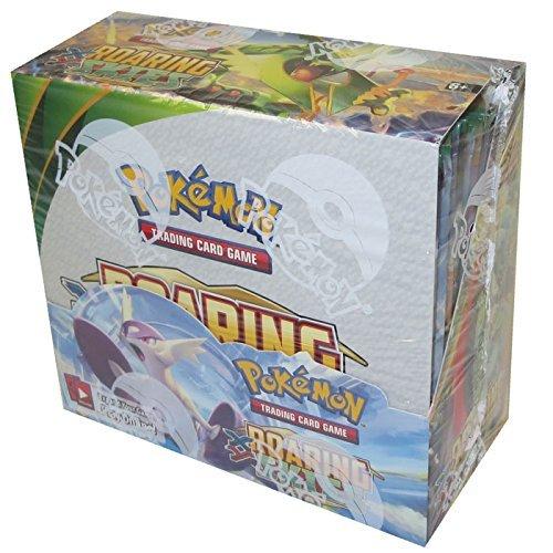 Pokemon X Y Roaring Skies Booster Box USA