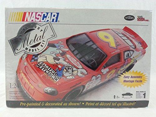 Testors Racing Champions Nascar Cartoon Network 124 Model Kit