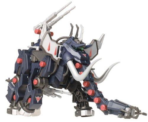 Zoids 038 trunckinator 172 Scale Motorized Action Figure Model Kit 2002 Hasbro