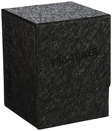Pro Tower Deck Box Black