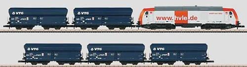 Marklin 81800 - HVLEVTG Freight Train Set