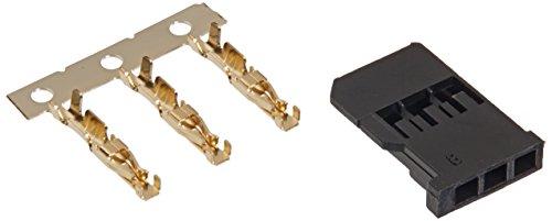 Graupner Futaba Male Servo Connector Set