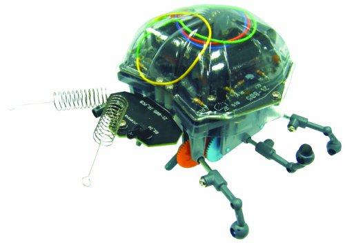 LADYBUG Robot Kit requires soldering assembly  21-885