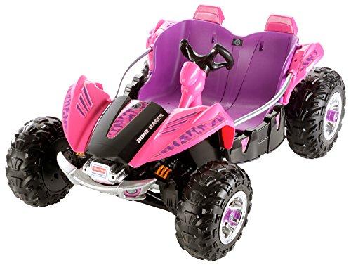 Power Wheels Camo Dune Racer Pink