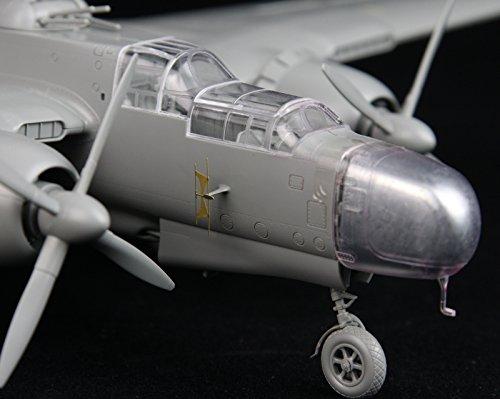Great Wall Hobby 148 WWII USAAF Northrop P-61B Black Widow Last Shoot Down 1945 Airplane Building Kit