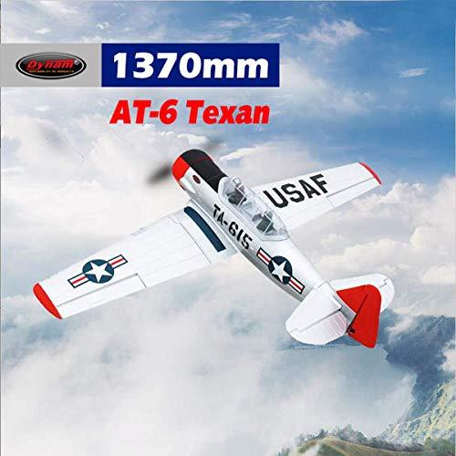 DYNAM RC Airplane at-6 Texan 1370mm Wingspan - SRTF