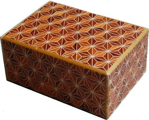 4 Sun 21 Steps Akaasa - Japanese Puzzle Box