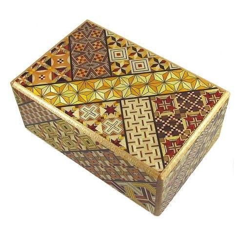 5 Sun 7 Steps Koyosegi - Japanese Puzzle Box