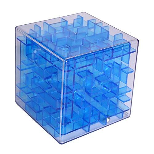 3D Speed Puzzle Maze Box LTMG-01 Blue