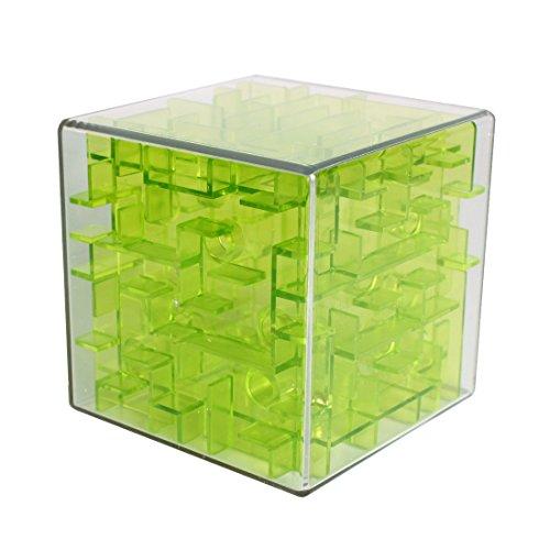 3D Speed Puzzle Maze Box LTMG-01 Green