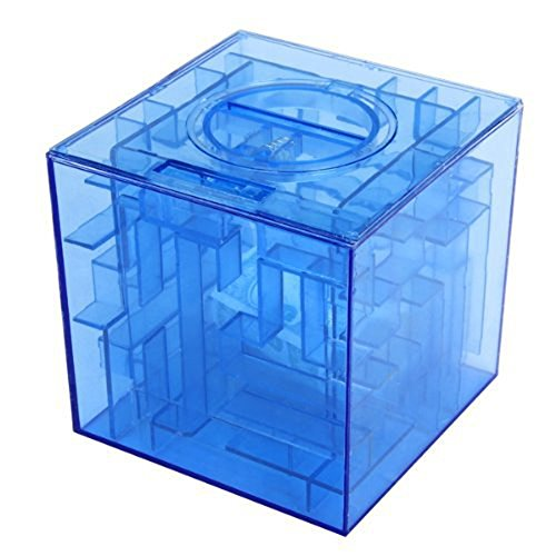 Money Maze Bank Perfect Gift Puzzle Box for Kids