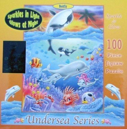 Sparkles in Light Puzzle-Backflip-Undersea Series
