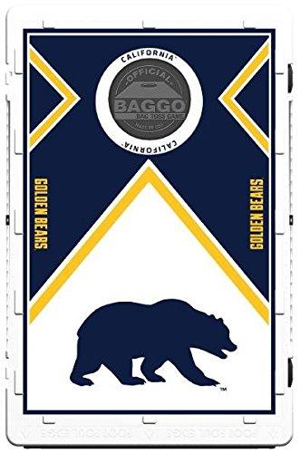 California Berkeley Cal Bears Vintage Baggo Bean Bag Toss Portable Cornhole Game