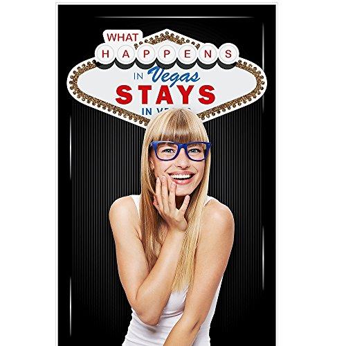 Las Vegas - Casino Themed Party Photo Booth Backdrop - 36 x 60