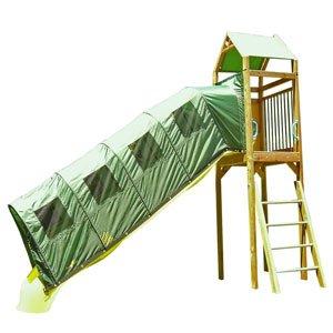 Fantaslides Swing Set Big Green 8 ft Slide Cover