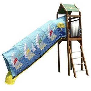 Fantaslides Swing Set Sloopy 8 ft Slide Cover