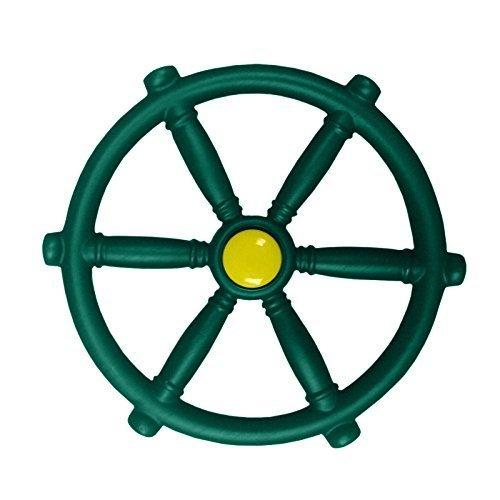 Swing-n-Slide Pirate Ship Wheel Swing set toys