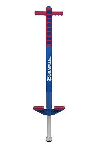 Flybar Foam Maverick Pogo Stick RedBlue