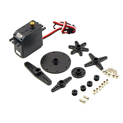 SPRING SM-S4315M All Metal gear Servo Ball bearing