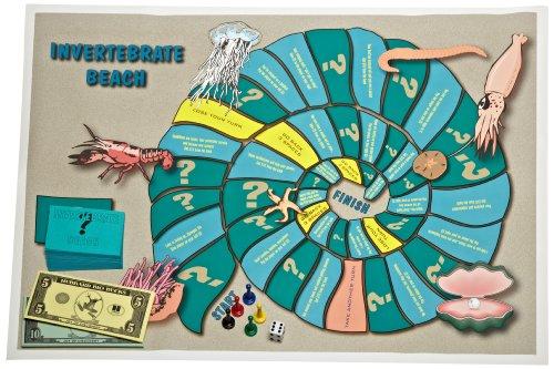 American Educational Invertebrate Beach Game