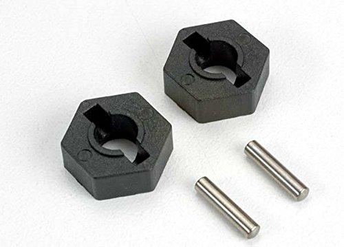 Traxxas 4954 Wheel Hubs and Pins pair
