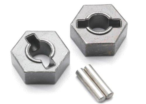 Traxxas 4954R Steel Wheel Hubs pair