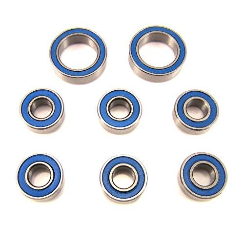 Traxxas 4x4 Slash Stampede Wheel Hub Bearings BU 5x11x4mm-10x15x4mm