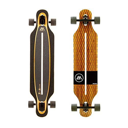 Magneto Slot Machine Longboard Skateboard Slot-Machine