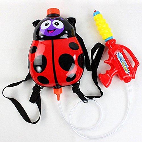 ExcellentadvancedCute Powerful Pistol Squirt Gun Super Soaker Water Guns Bee Beetle Backpack Toy
