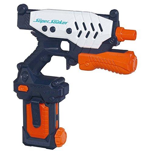 Super Soaker Nerf Water Gun Shotwave Blaster A2279-DISC SuperSoaker