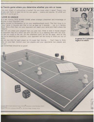 15 Love Tennis Game