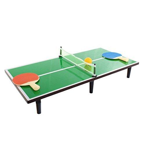 Kids Childrens Mini Table Top Ping Pong Tennis Game Bat Ball Net Christmas Gift Shopmonk by zizzi