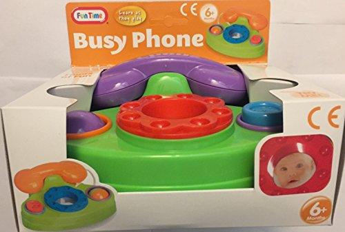 Baby Toy Telephone Playset